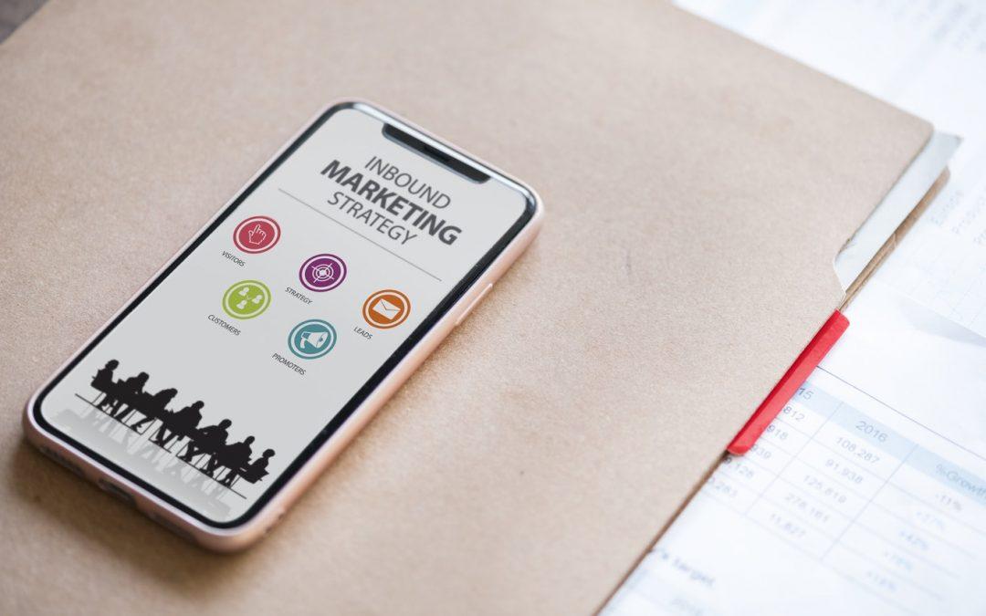 Les étapes clés d'une stratégie d'Inbound Marketing