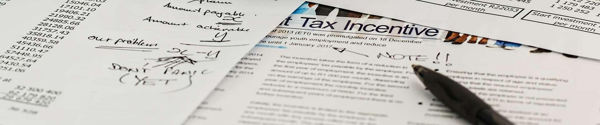 Nouvelle entreprise : quelles obligations fiscales la première année ?