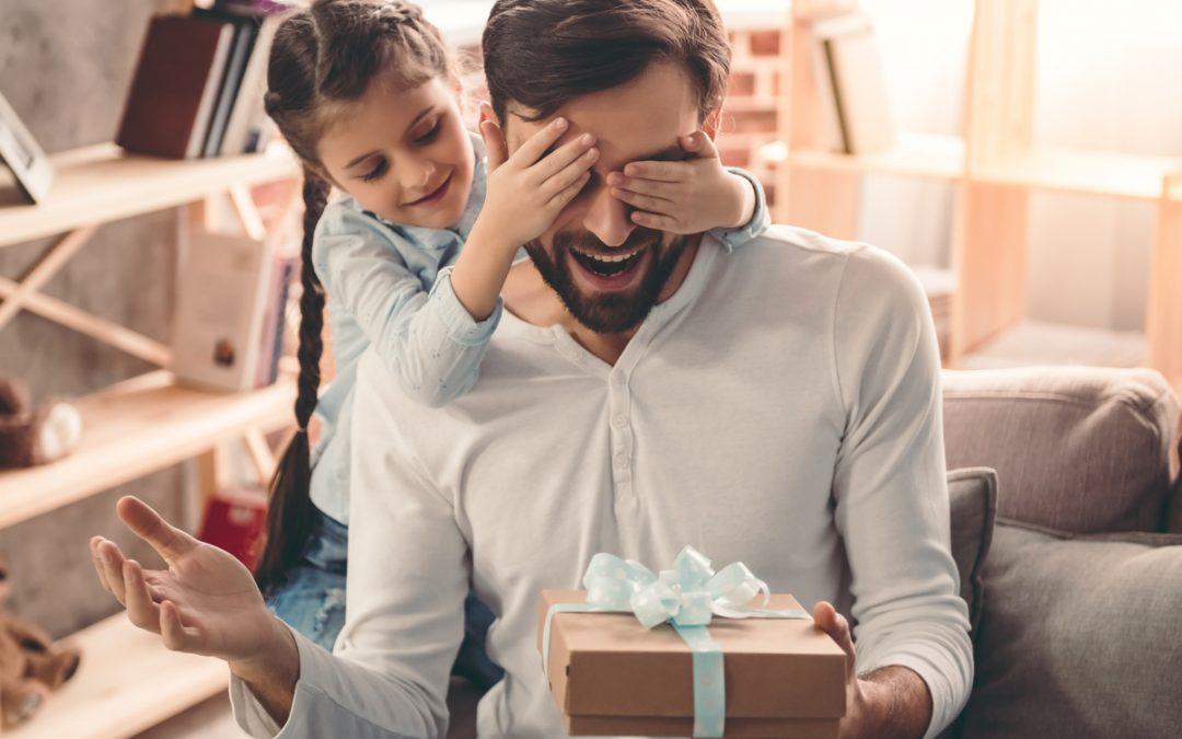 Pourquoi papa n'a pas de cadeau pour la fête des pères?