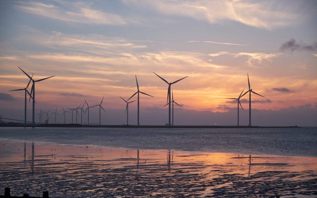 Eoliennes en mer: le futur de l'énergie