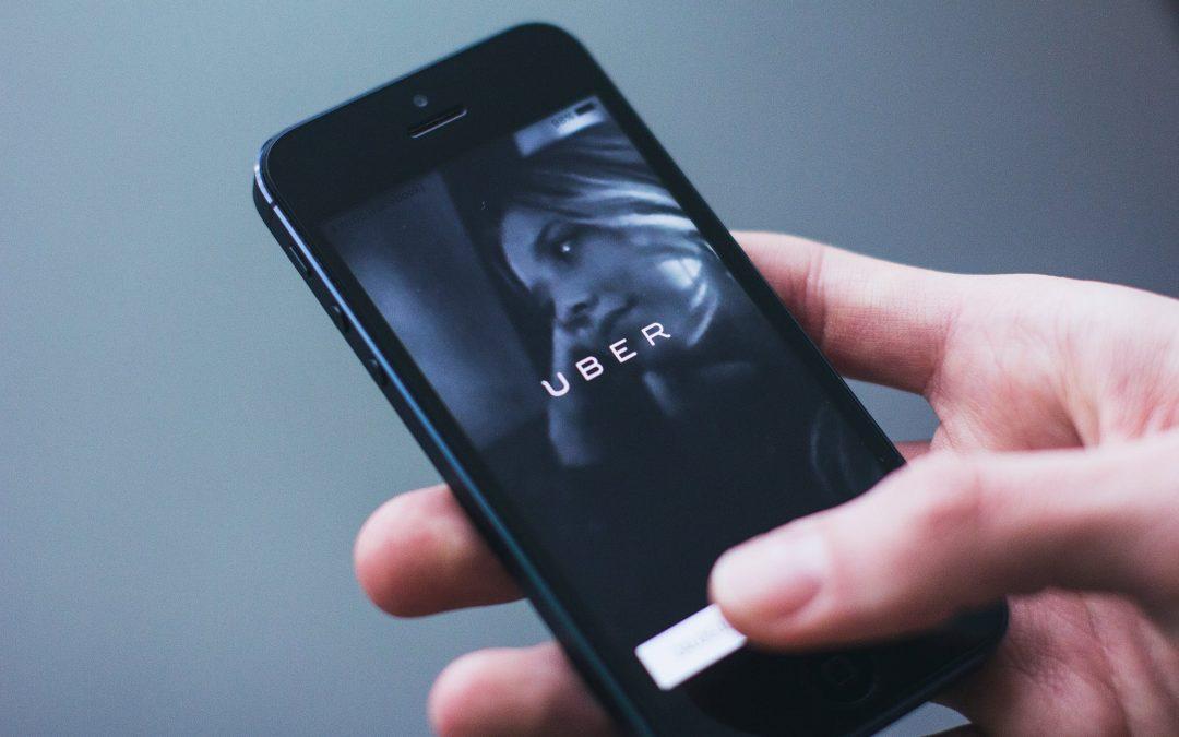 Uber veut breveter un système capable de détecter si un passager est ivre