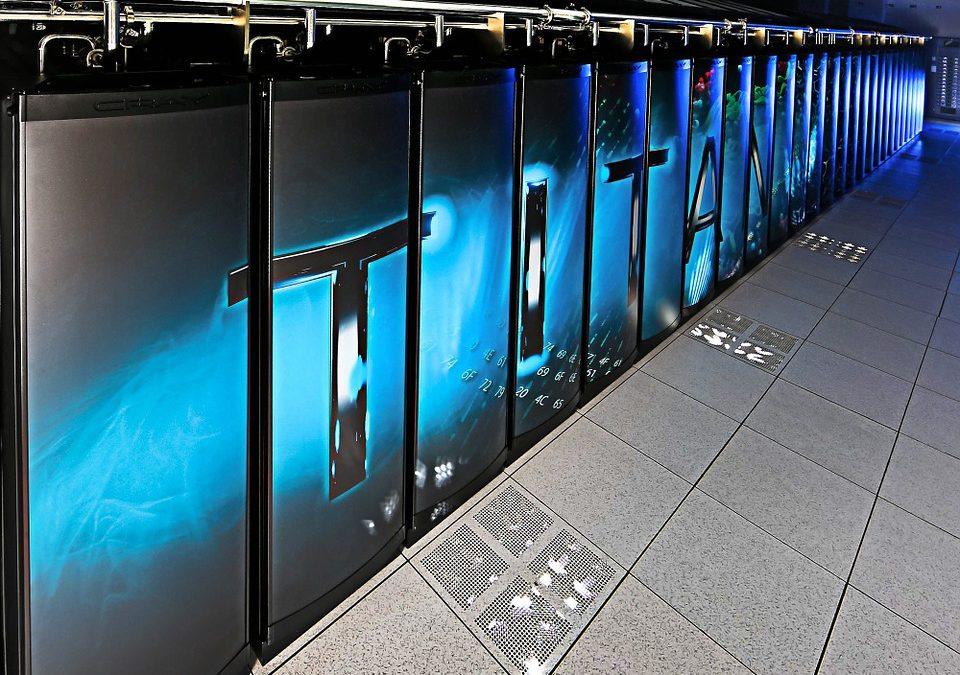 Chine et États-Unis dans la course au superordinateur